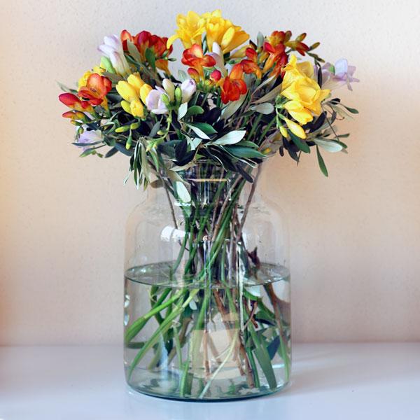 Flores frescas y los beneficios de tenerlas cerca the - The colvin co ...