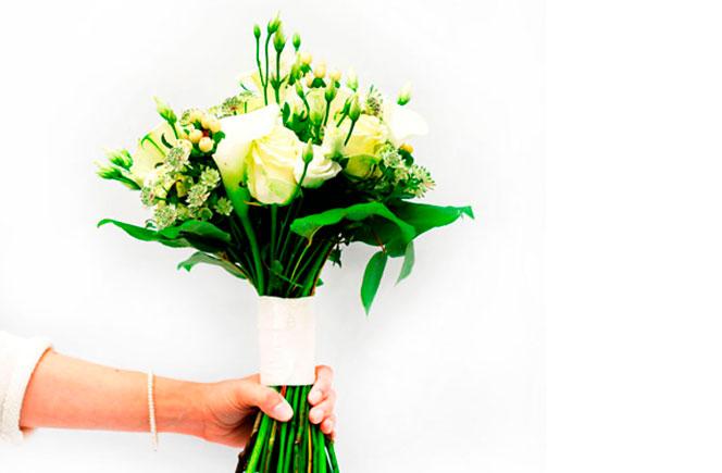 Ramo Calas Blancas Blog Flores domicilio colvin