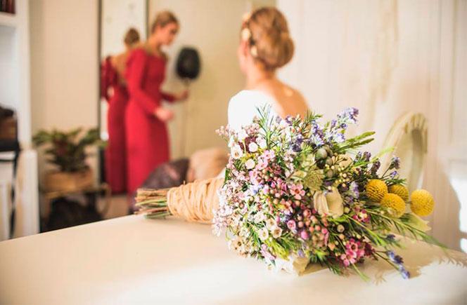 Flores e ideas para una boda perfecta