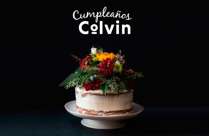 Cumpleaños Colvin y regalos para todos