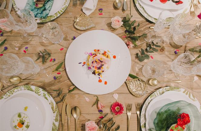 Cocinar con flores, #PrimaveraColvin