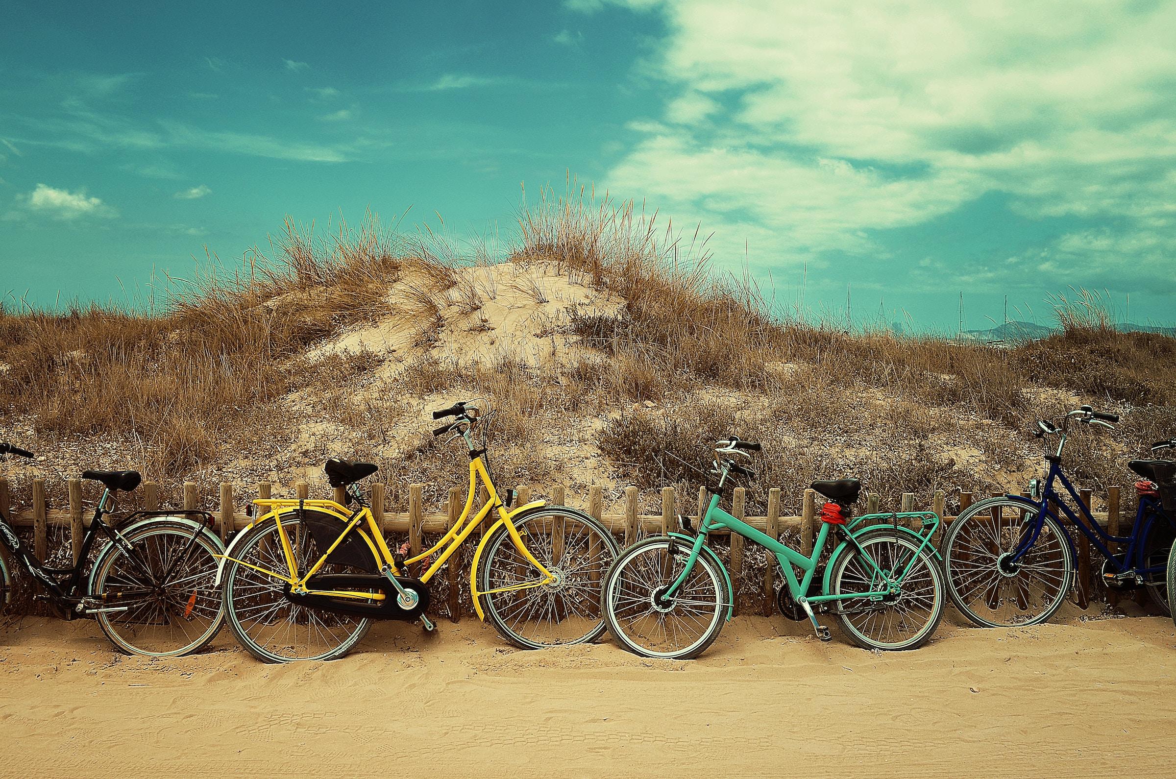 Formentera bicicletas