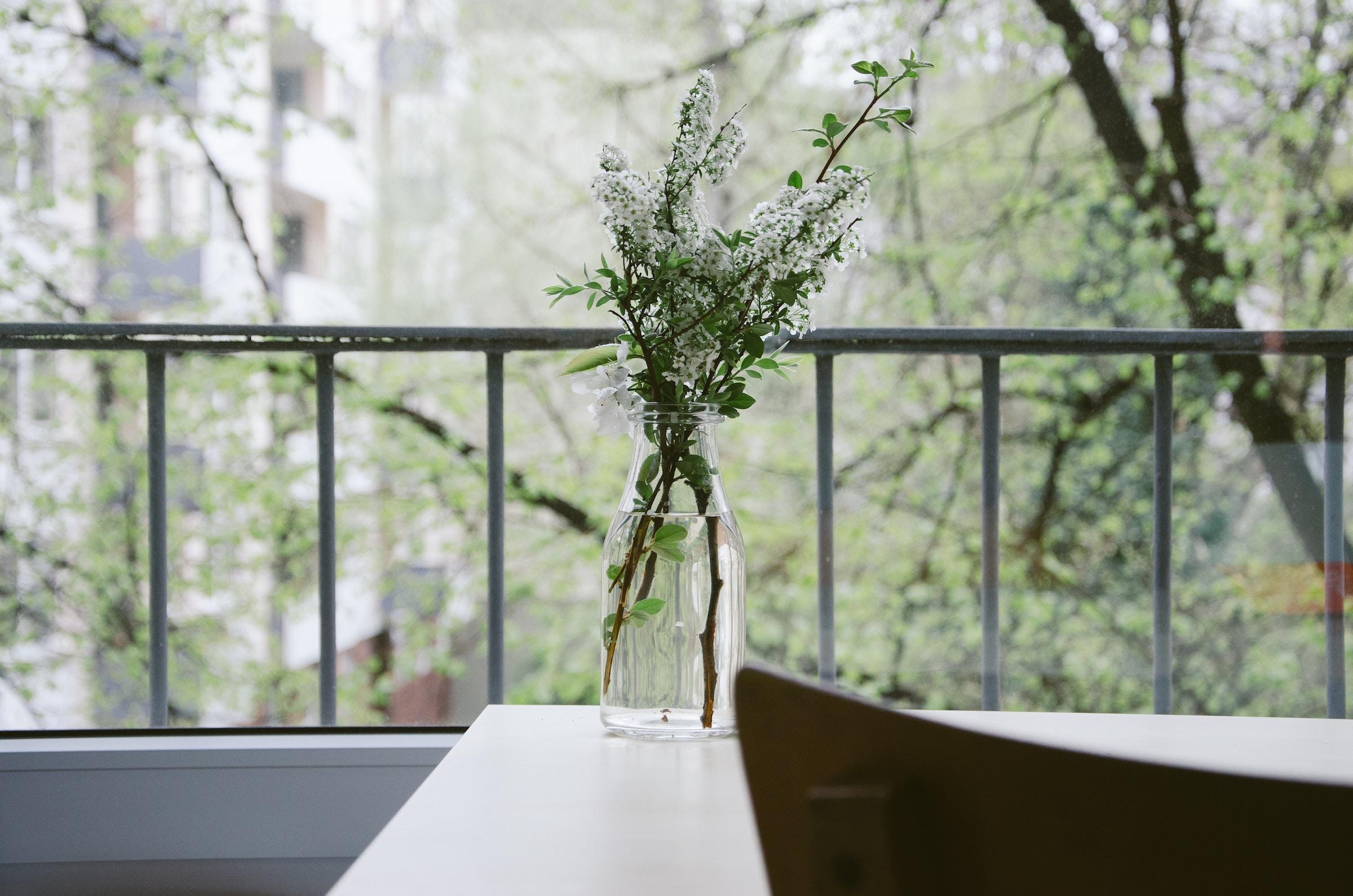 decorar con flores rincón