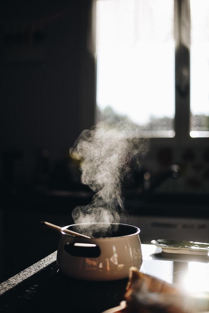 cocción aceite de lavanda