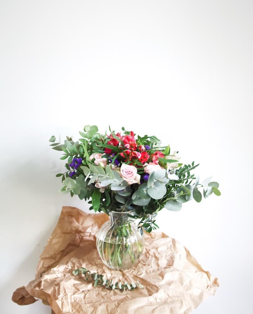 5 tipos de decoración y flores