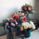 5 tendencias en bouquets de flores