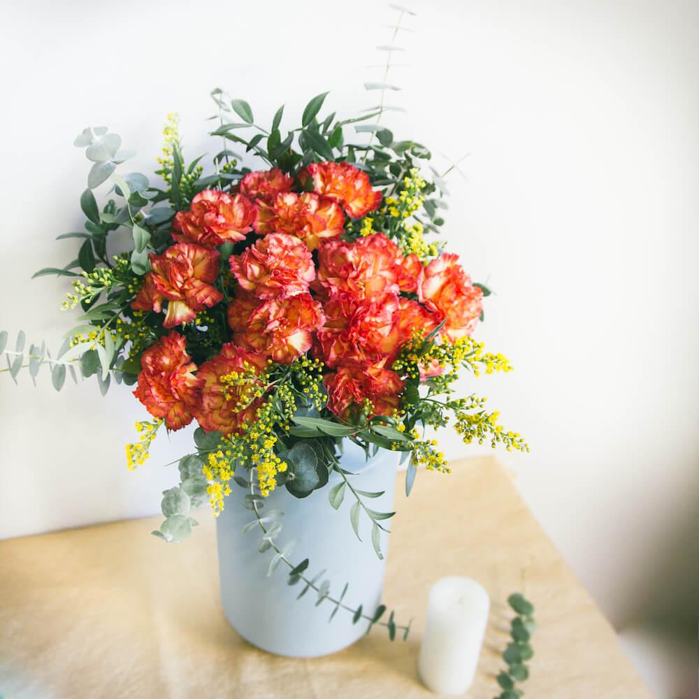 bouquets orange