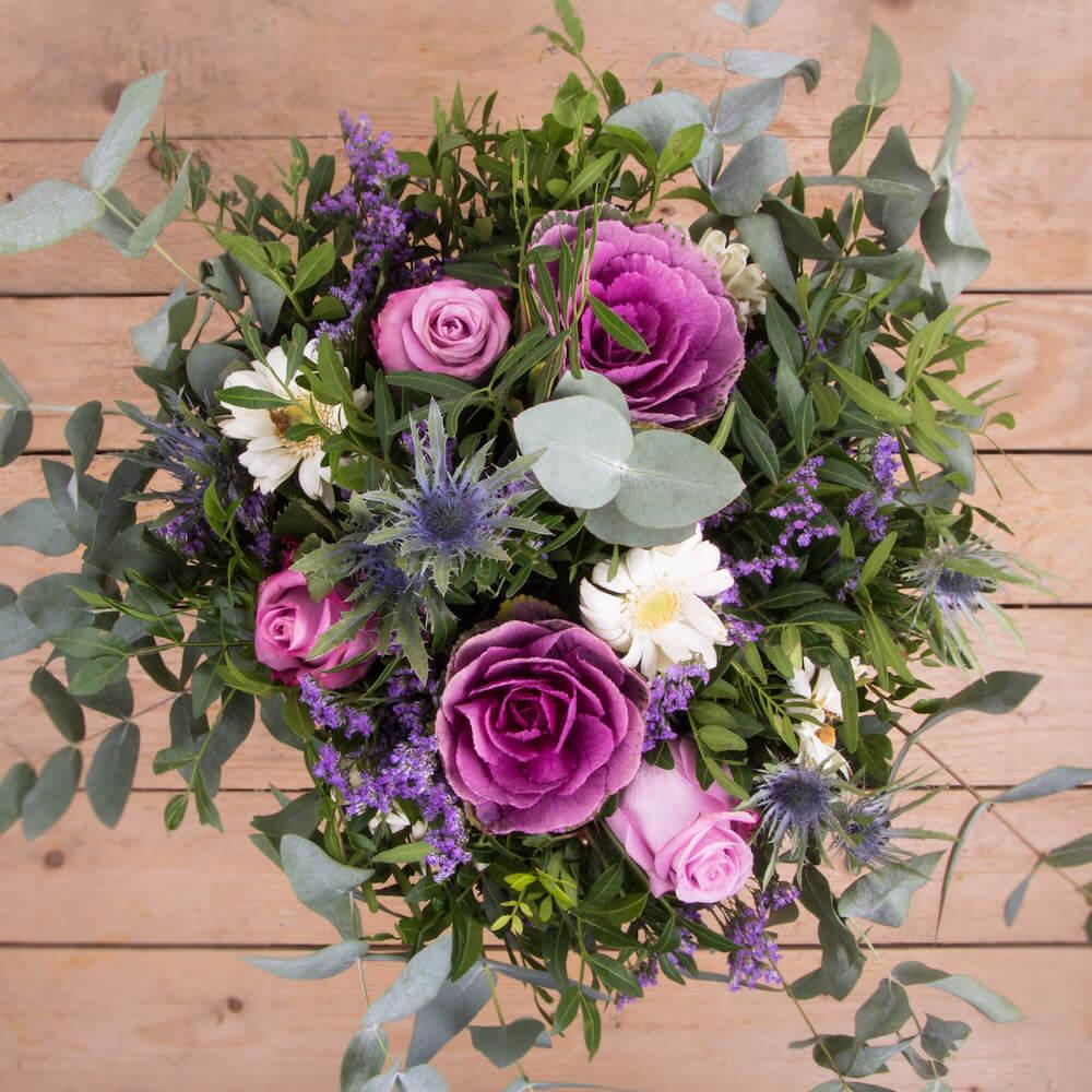 brassica flores