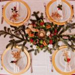 Centro de mesa para Navidad ¿listos para triunfar?