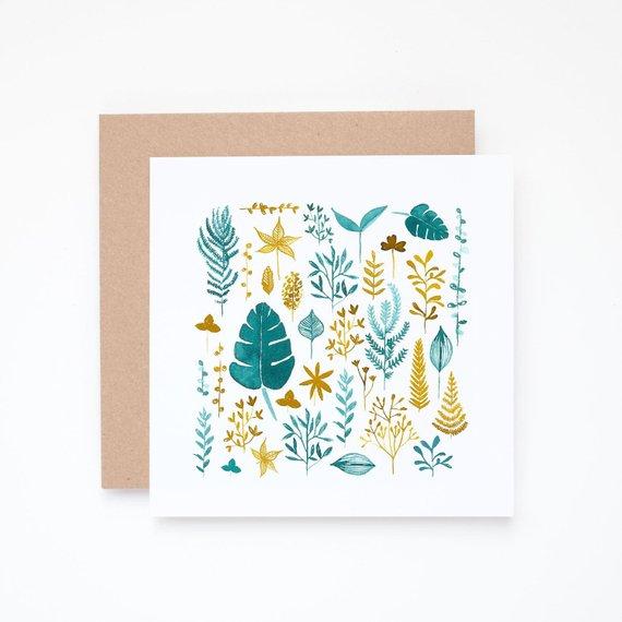 ilustracion flores descargable colvin
