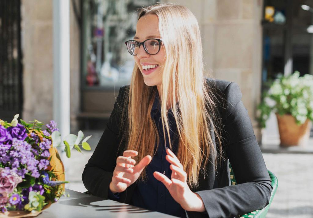 Victoria Gago: 'Sigo rodeada de hombres y necesitamos a más mujeres en tecnología'