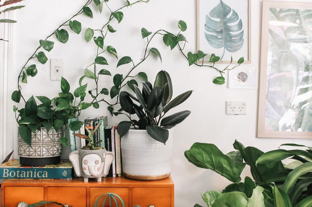 5 ideas para la decoración del comedor con flores