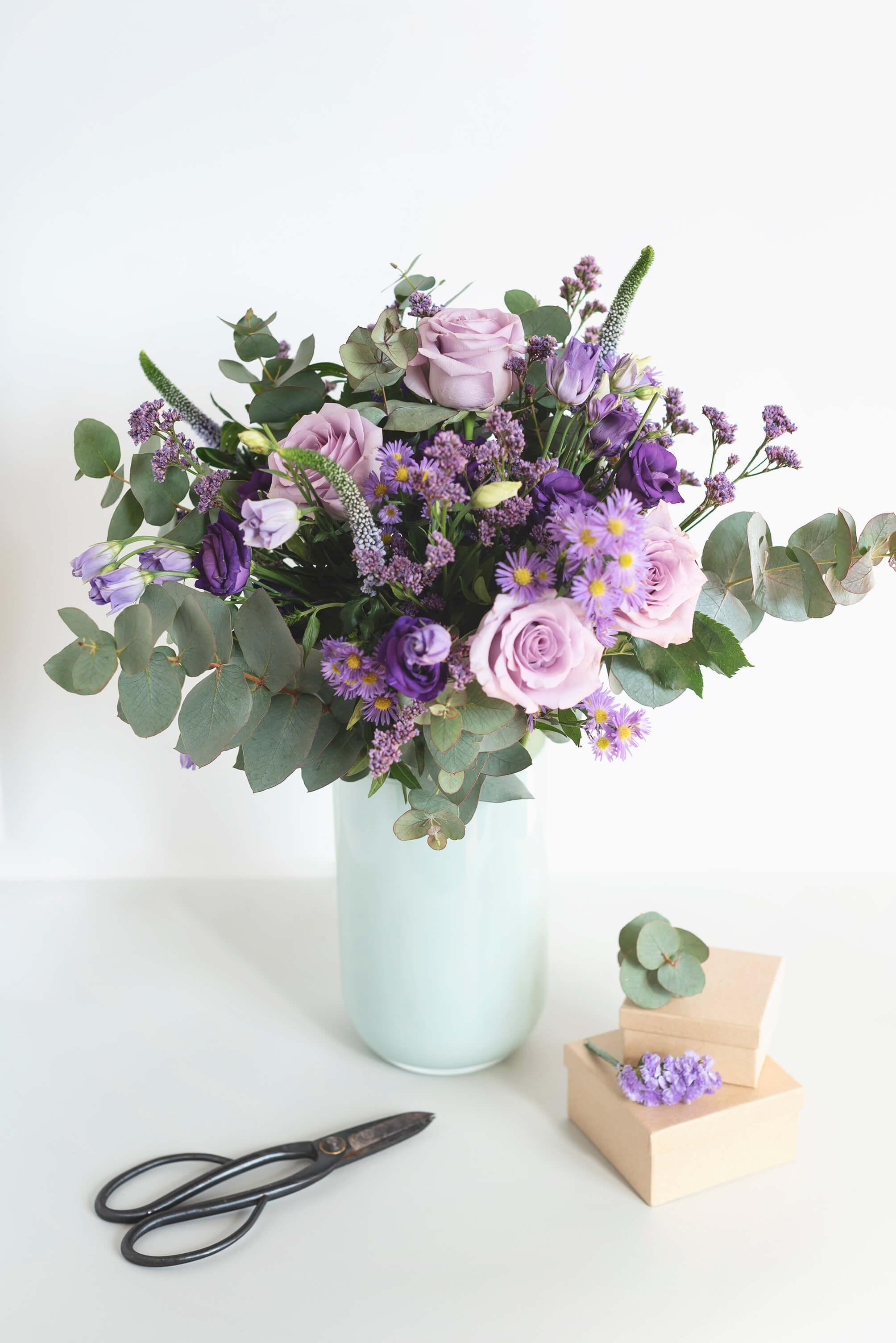 ramo de flores colvin frida - dia de la mujer