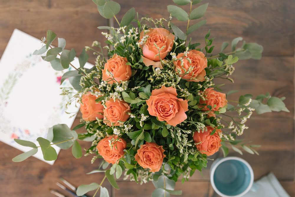 Nuestras flores no son perfectas. Tú y yo, tampoco