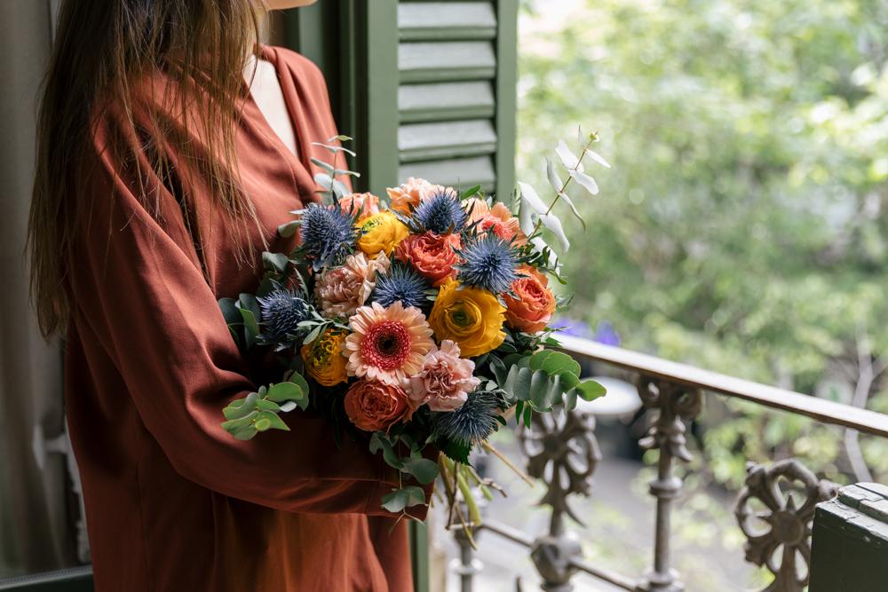 flores para el día de la madre family dinner