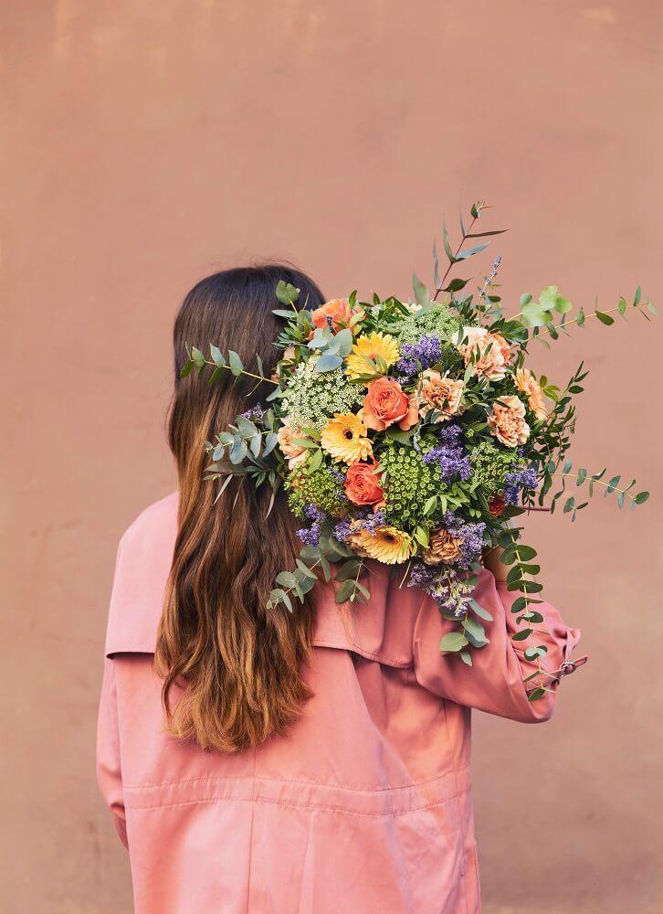 eneldo flor