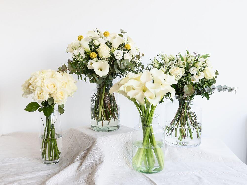Trucos para que las flores cortadas duren más en verano