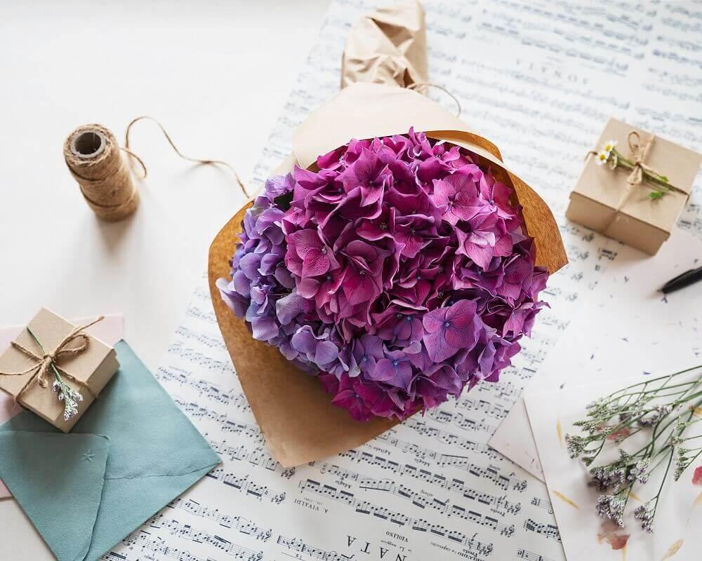 Trucos infalibles para secar hortensias