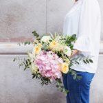 Flores de moda. Las tendencias de este verano