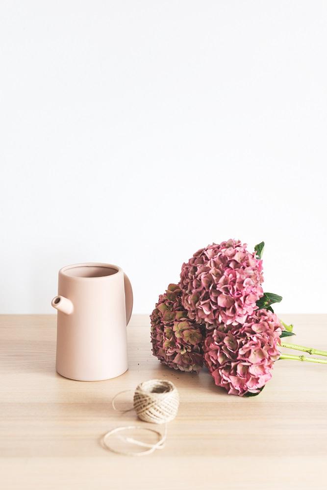 secar hortensias tutorial