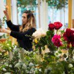 ¿He oído talleres de arreglos florales?