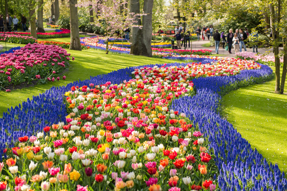 Jardín de Keukenhof