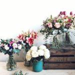 Tipos de jarrón según las flores