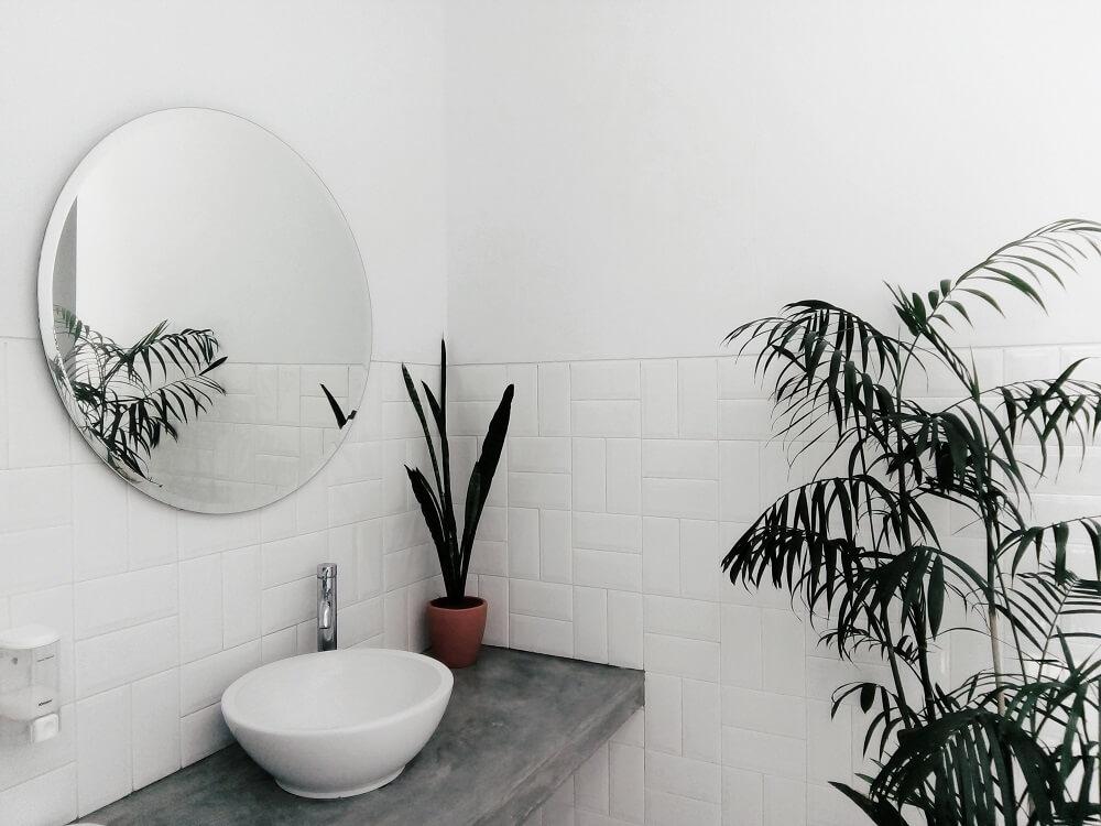 Feng shui baño