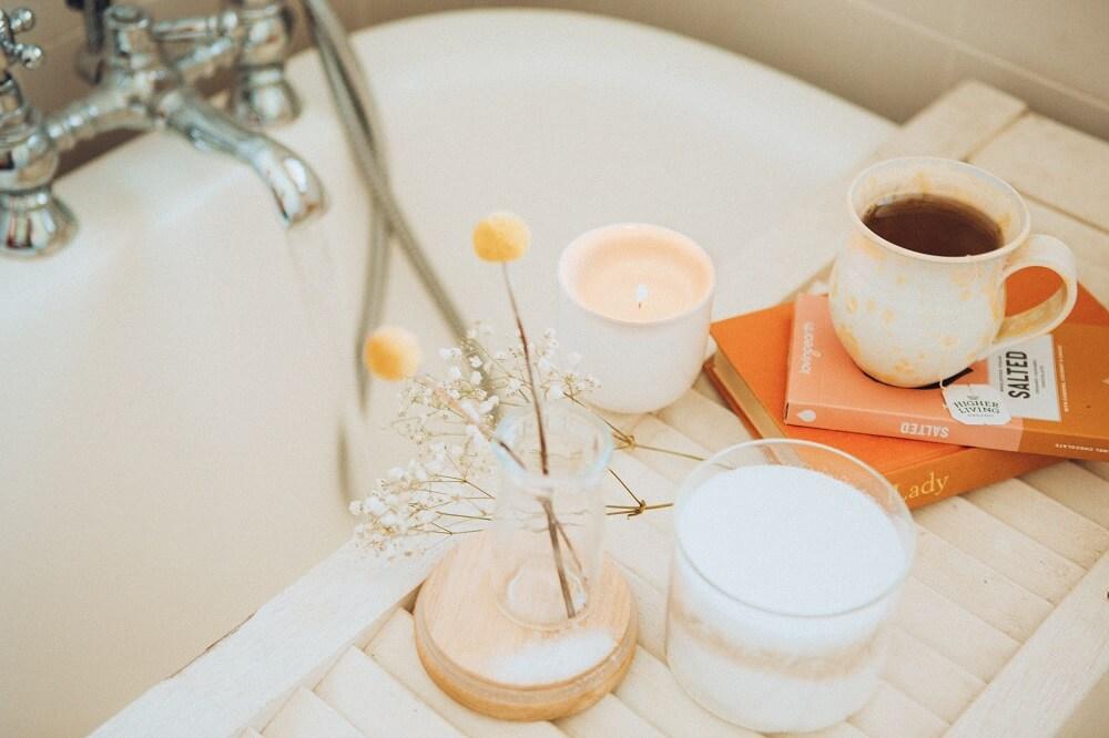 día de relax baño