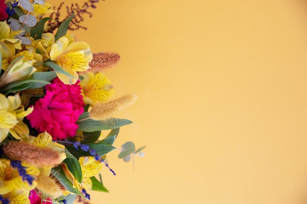 Flores para niños, la unión perfecta