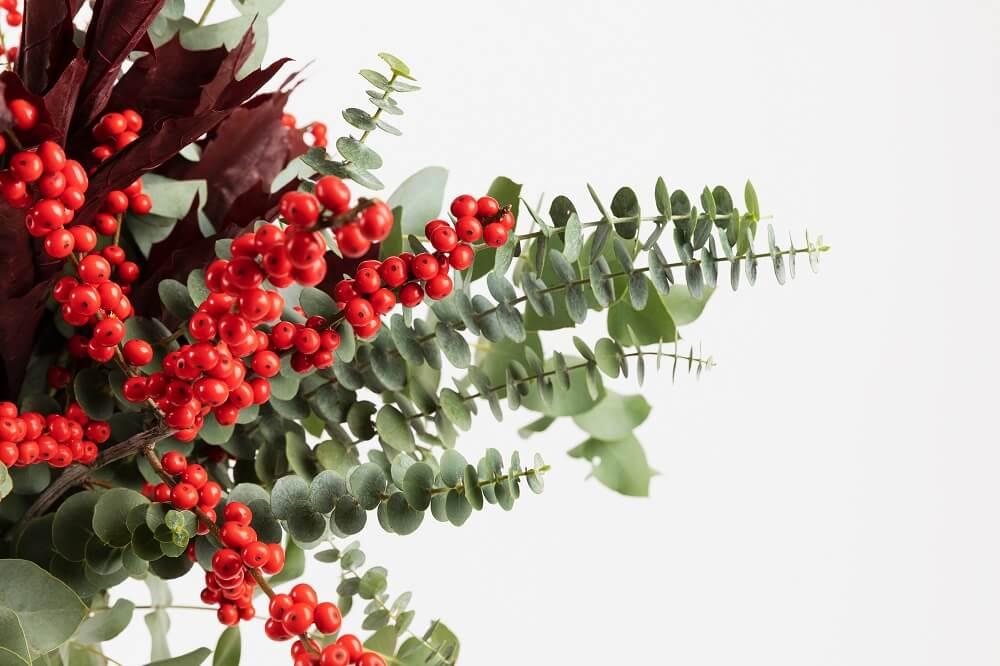 Ideas de decoración navideña con los básicos