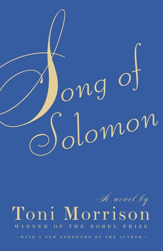 recomendaciones libro song of solomon