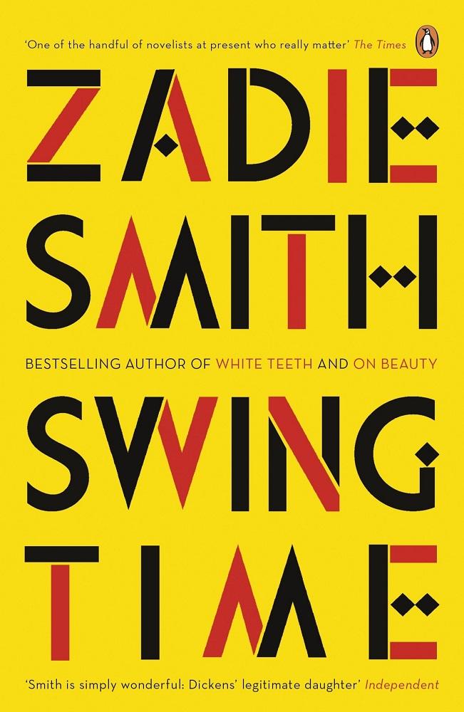 recomendaciones libro swing time