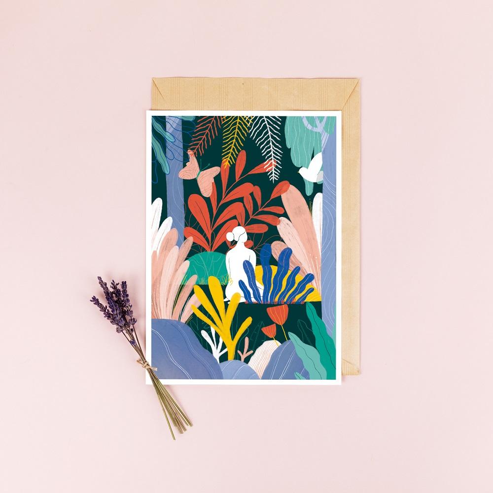 láminas florales