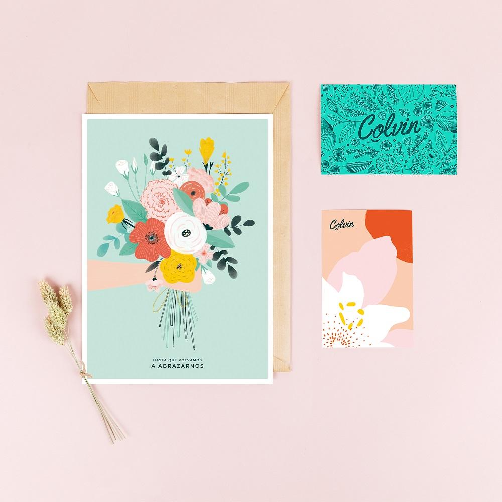 láminas florales para ti