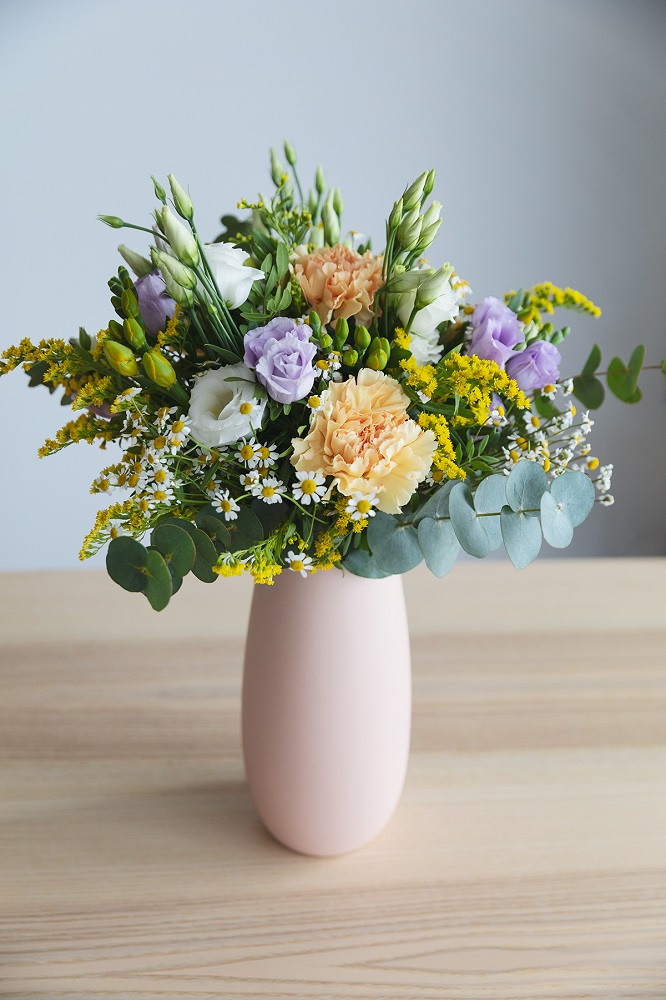 cuidados en verano flores frescas