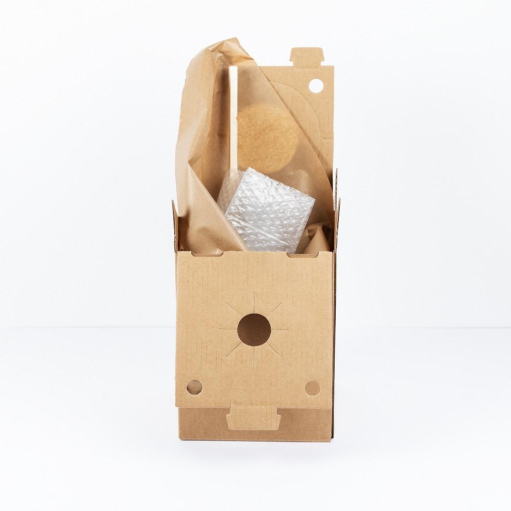 unboxing caja