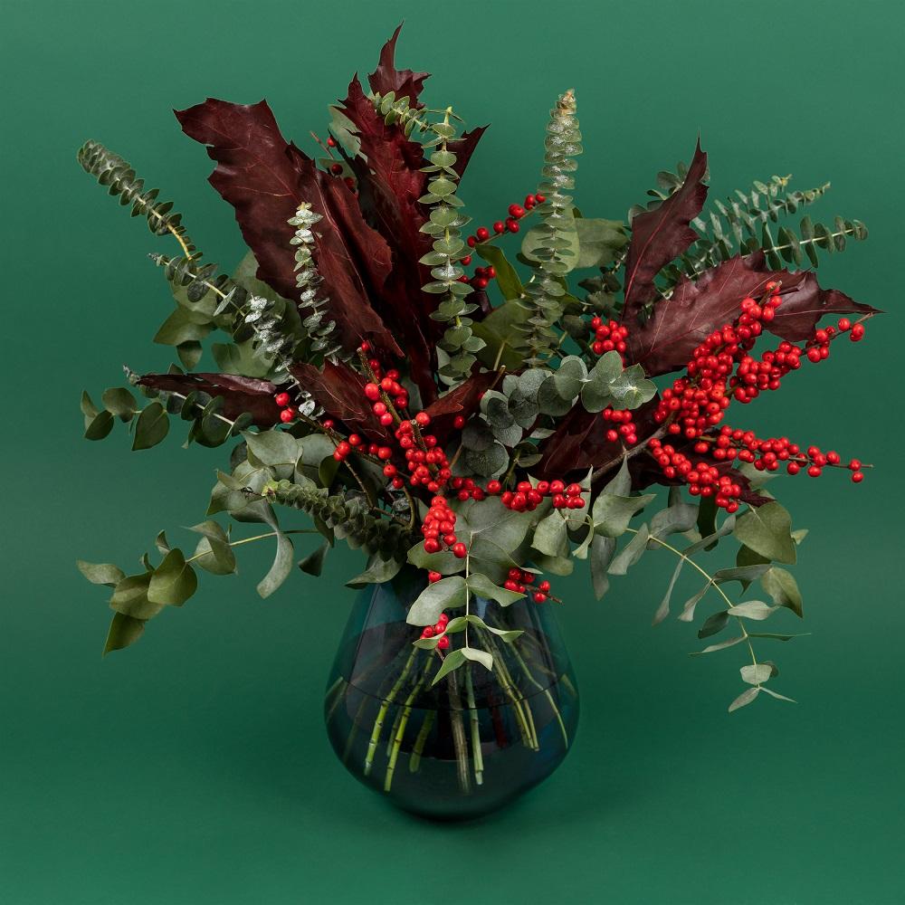 colección de navidad - Jungle Bells ramo