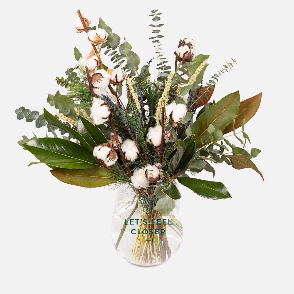 colección de navidad - White Cotton Ramos