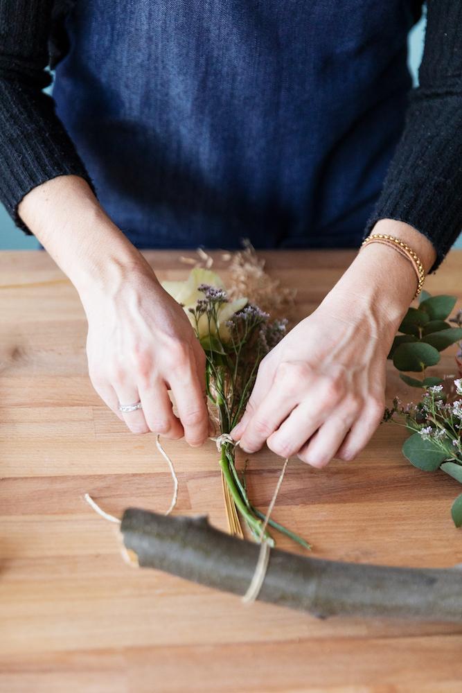 tutorial con flores paso 8