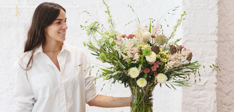 Cómo hacer que tus flores duren más en invierno [Entrevista]