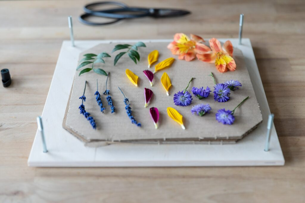 funda movil flores