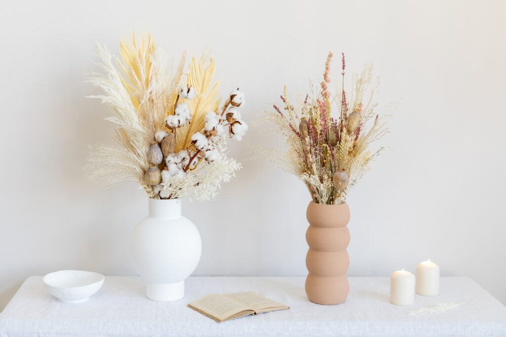 Flores preservadas vs flores secas: ¿Qué diferencias existen entre ellas?