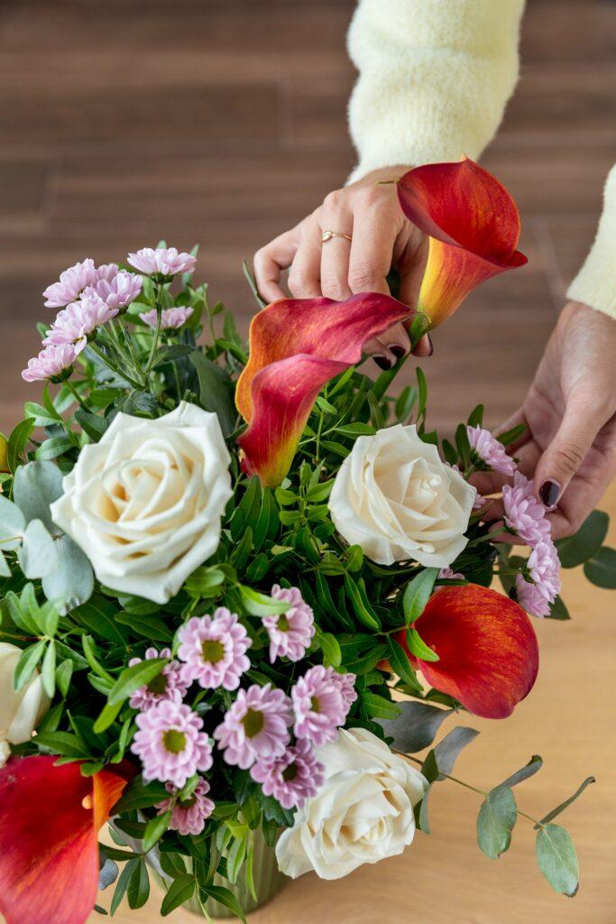 Horóscopo libra, déjate llevar una vez más. ¡Ya está aquí tu ramo de flores!