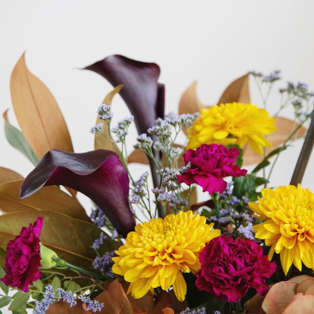 Modo Halloween ON: Conócelo y decora tu casa con estas ideas de decoración con flores