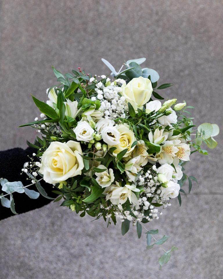 flores para la jubilación