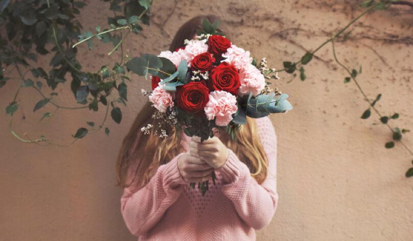 valentinstag blumen verschicken