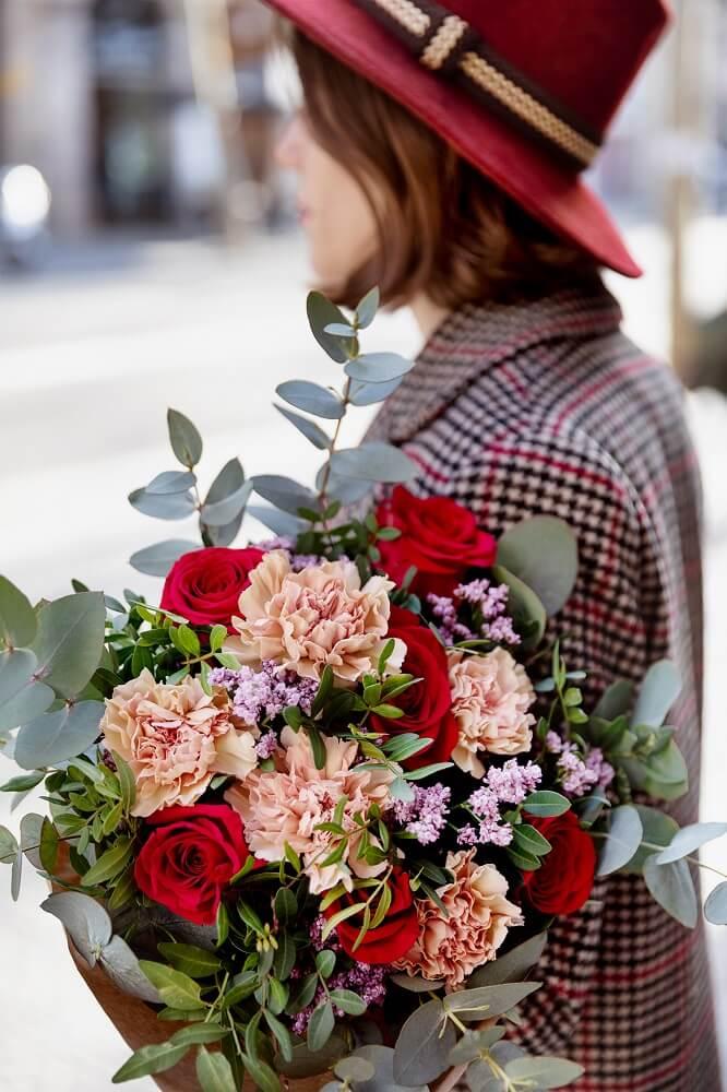 fiori a san valentino mazzi