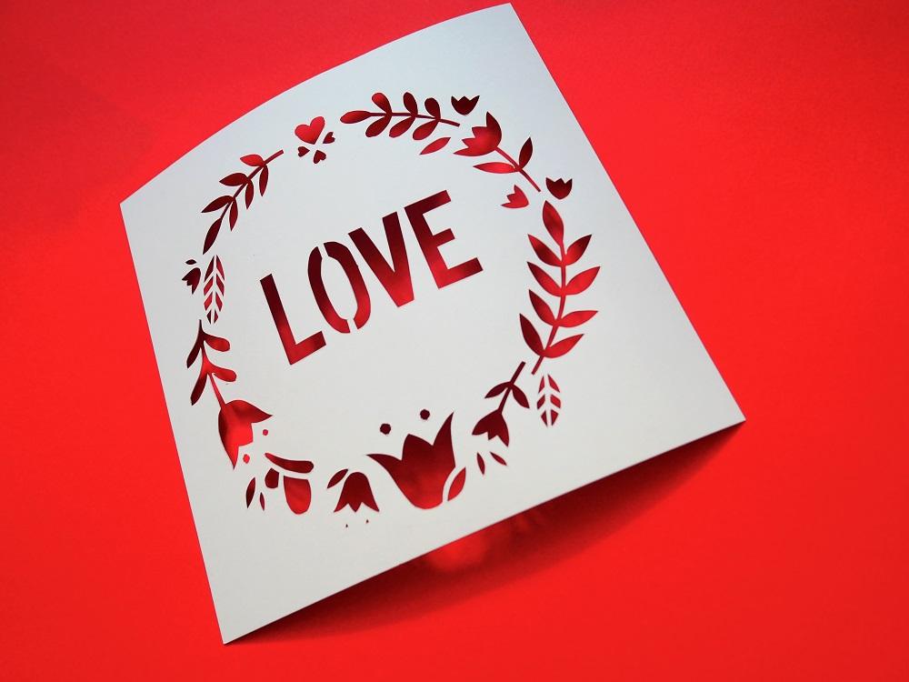 ritagliare love