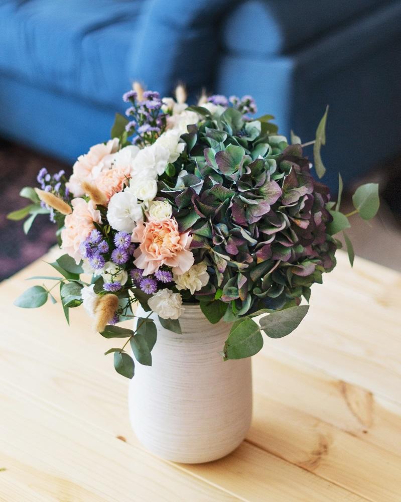 Ortensie Antique bouquet